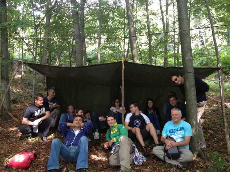 Image 1 - Team Building Survival