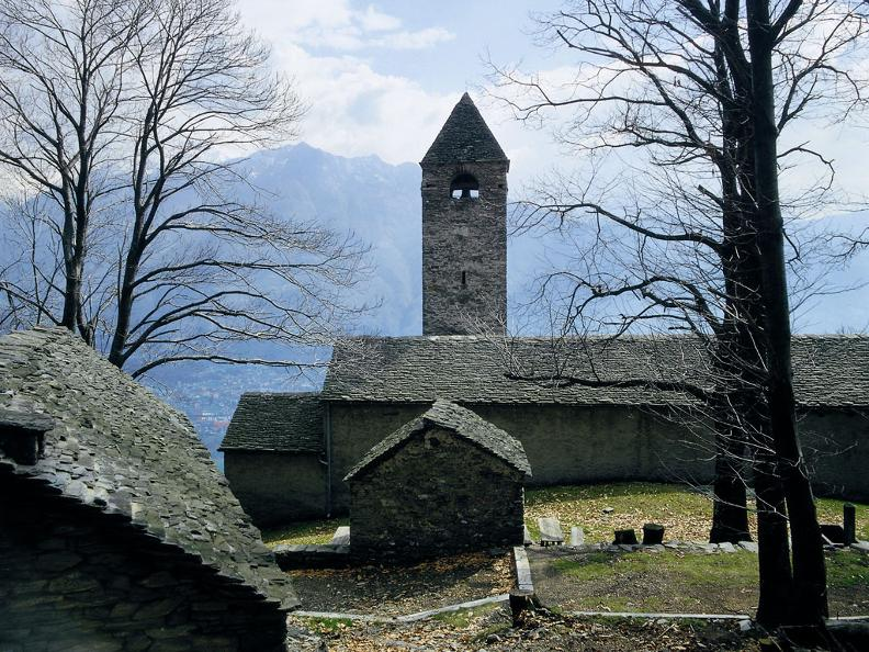 Image 1 - Church of S. Barnàrd