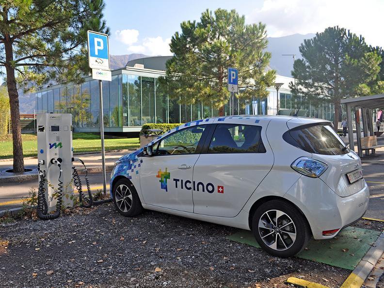 Image 1 - Auto elettriche - dove ricaricare e parcheggiare?