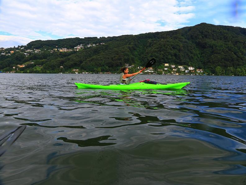 Image 0 - Kayak & Swiss Choc