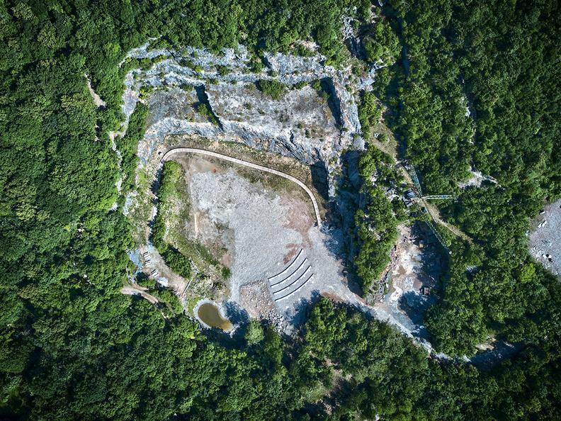 Image 0 - Le cave di marmo di Arzo
