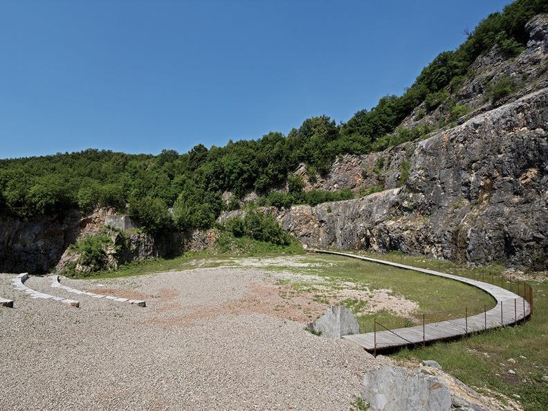 Image 9 - Le cave di marmo di Arzo