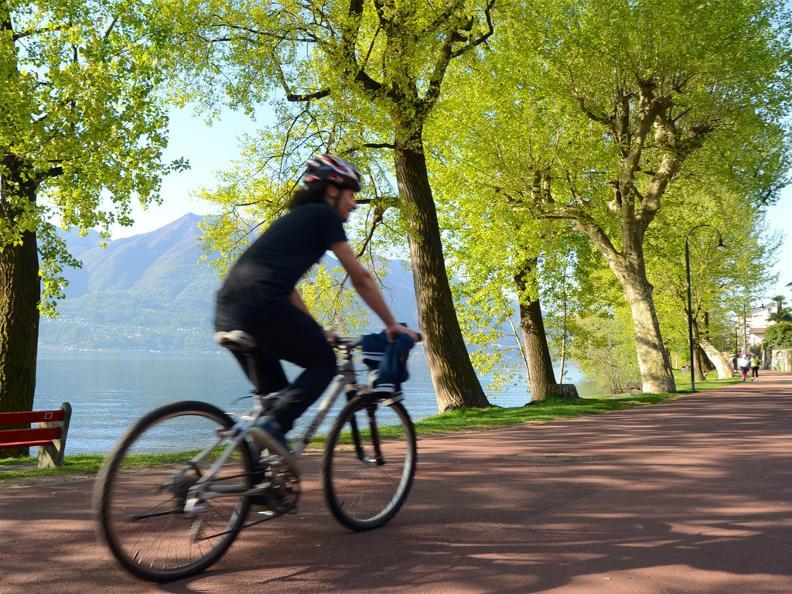 Image 1 - Bike & Wine at Lake Maggiore