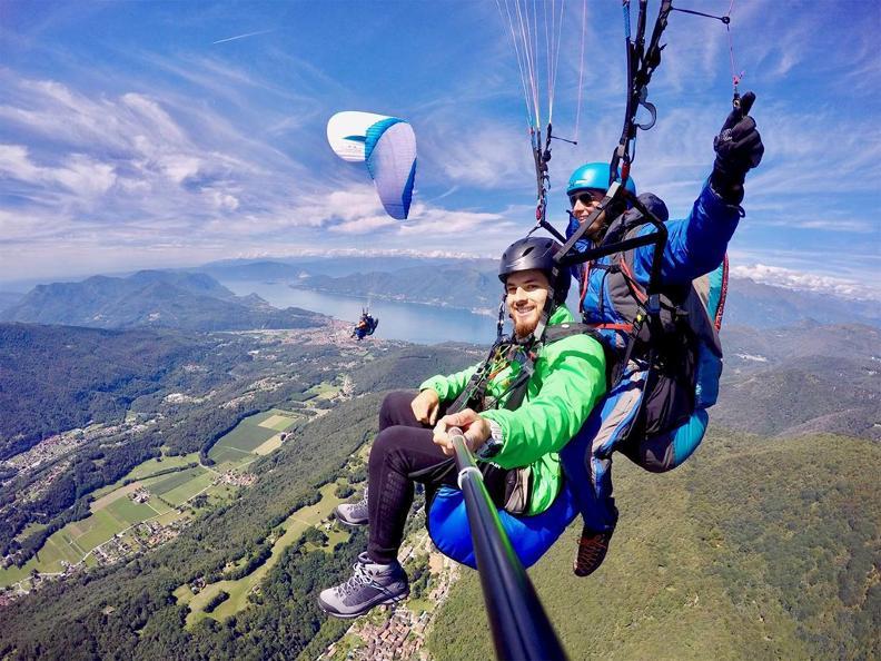 Image 4 - FlyTicino – Parapendio tandem in Ticino