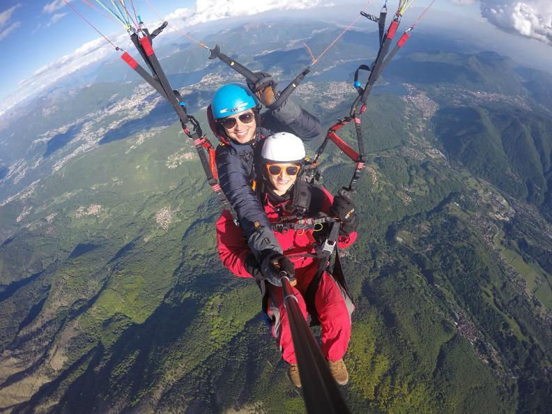 Image 8 - FlyTicino – Parapendio tandem in Ticino
