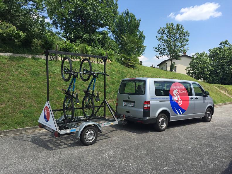 Image 0 - Bike Shuttle Ticino
