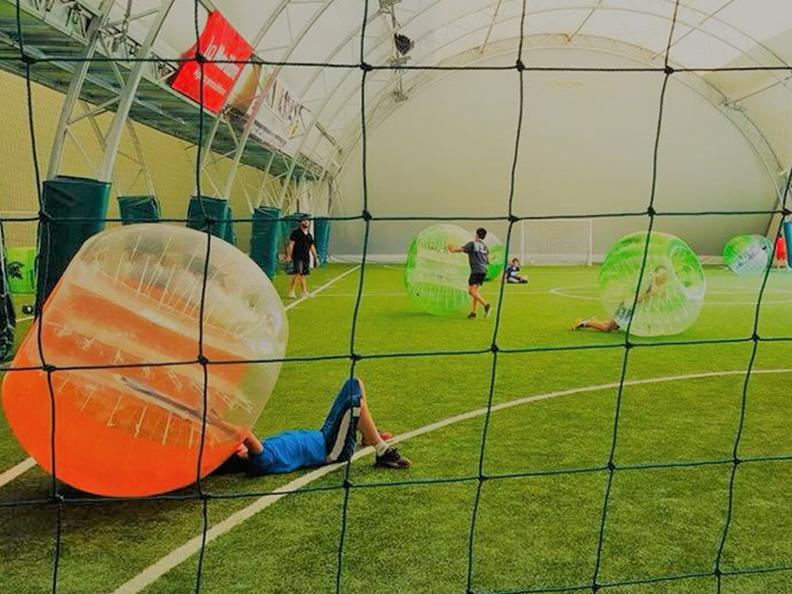 Image 4 - T11Sport Arena - Bubble Football
