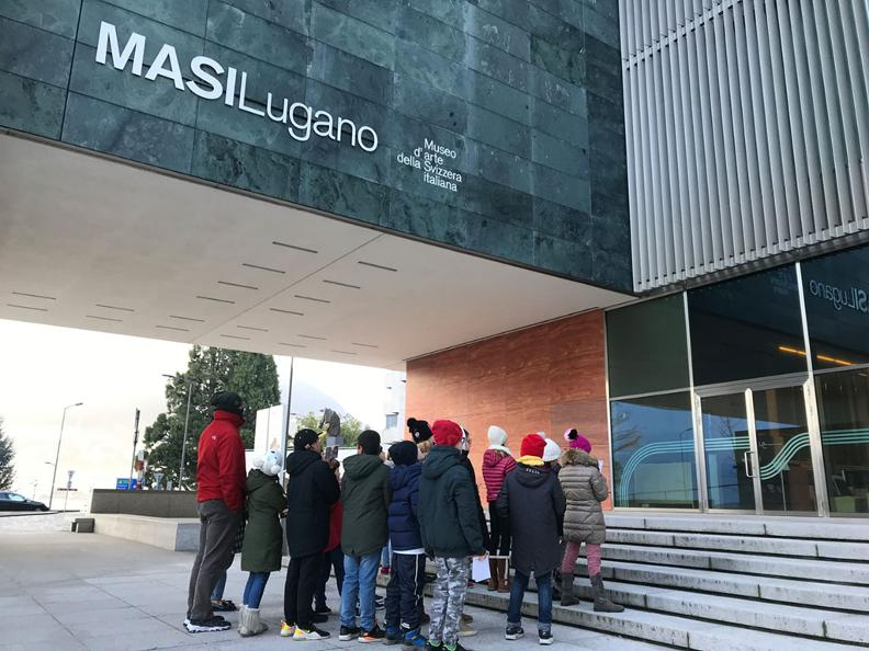 Image 1 - Guided tours to discover the LAC Cultural Centre