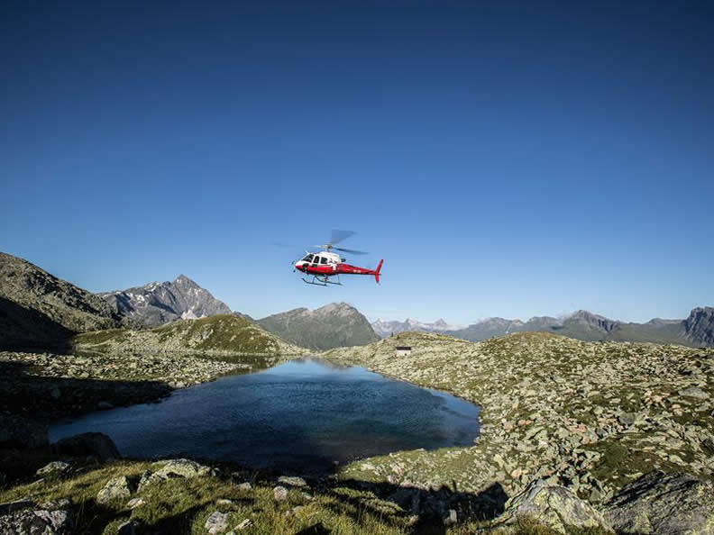 Image 6 - Swiss Helicopter