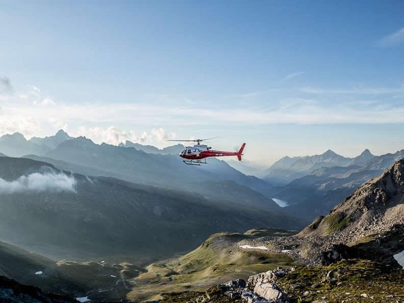 Image 4 - Swiss Helicopter