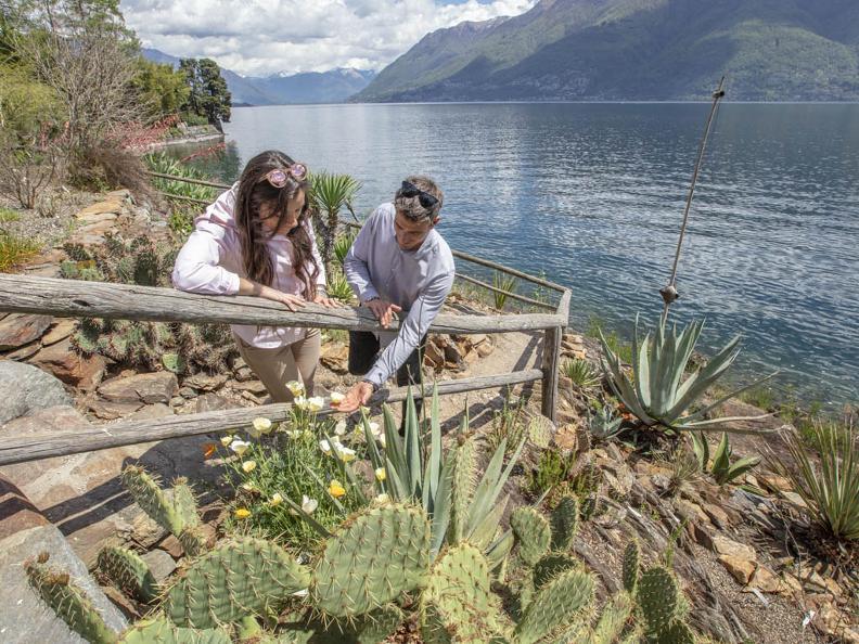 Image 2 - Brissago-Inseln - Botanischer Garten