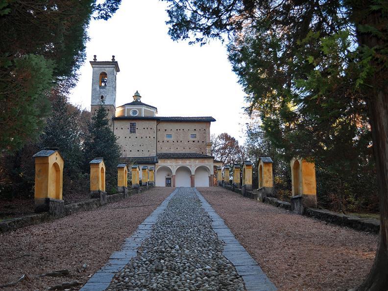 Image 0 - Santuario della Madonna d'Ongero