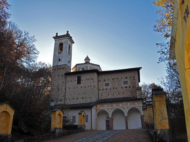 Image 1 - Santuario della Madonna d'Ongero