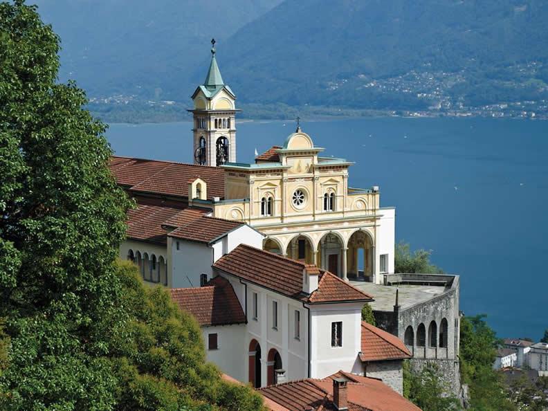 Image 0 - Wallfahrtskirche Madonna del Sasso