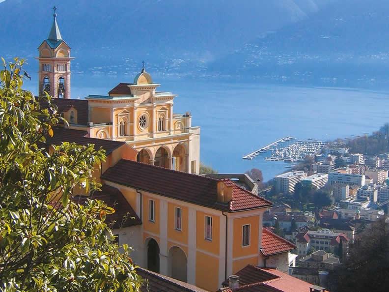 Image 2 - Wallfahrtskirche Madonna del Sasso