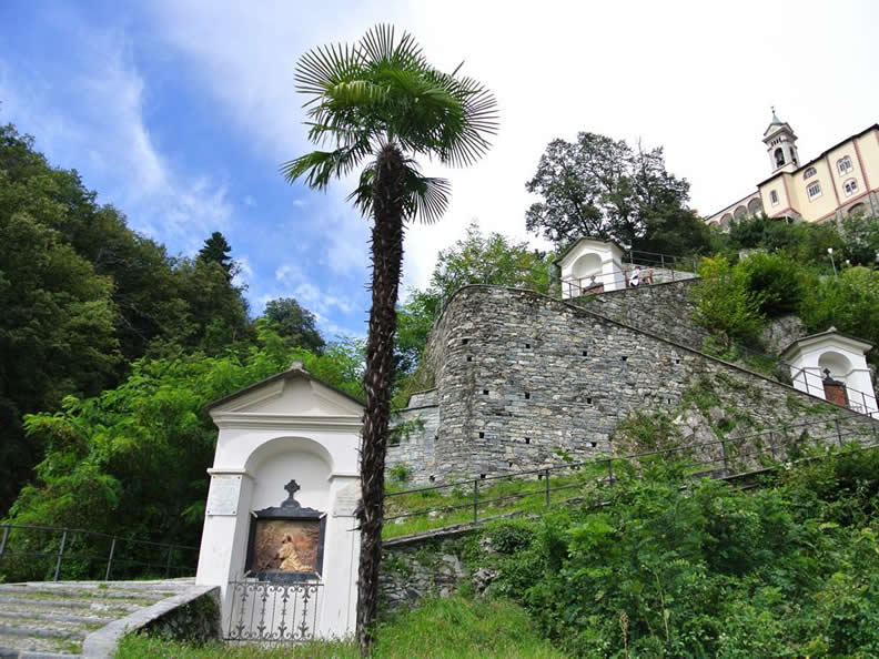 Image 1 - Wallfahrtskirche Madonna del Sasso