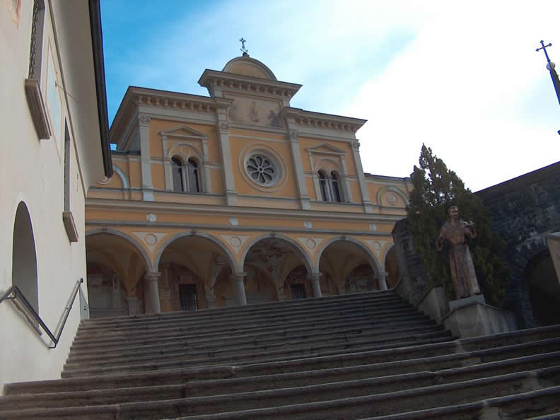 Image 5 - Wallfahrtskirche Madonna del Sasso