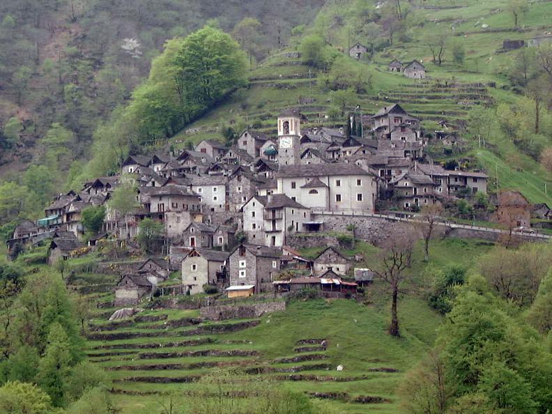 Image 1 - Dorfkern von Corippo