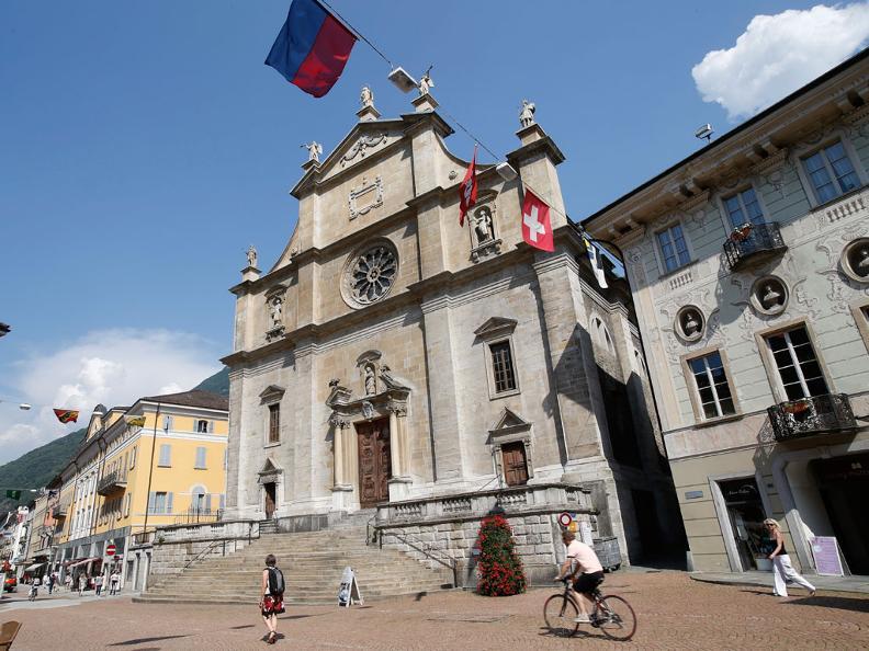 Image 0 - Collegiate of SS. Pietro e Stefano