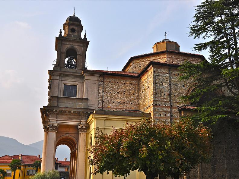 Image 1 - Kirche Santi Cosma e Damiano und mittelalterlicher Turm