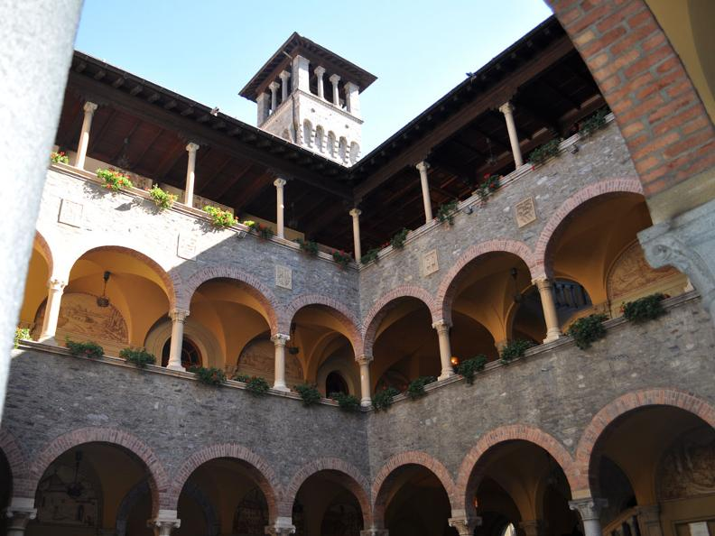 Image 1 - Cultural itinerary: Bellinzona - the historical center