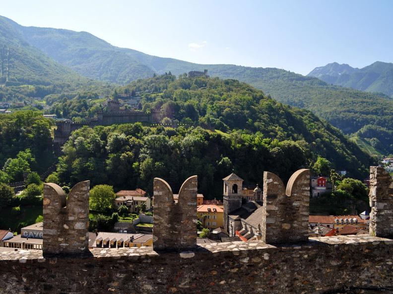 Image 2 - Cultural itinerary: Bellinzona - the historical center