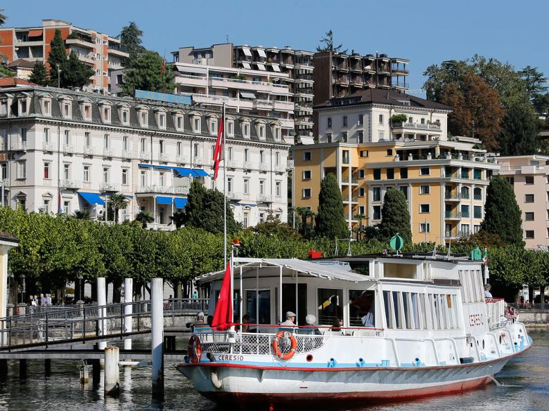 Image 2 - Navigation Company of Lake Lugano