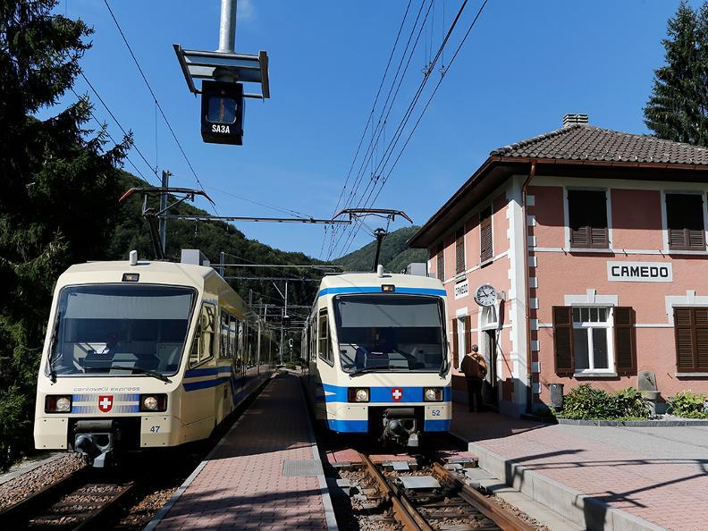 Image 3 - Ferrovie Autolinee Regionali Ticinesi FART SA