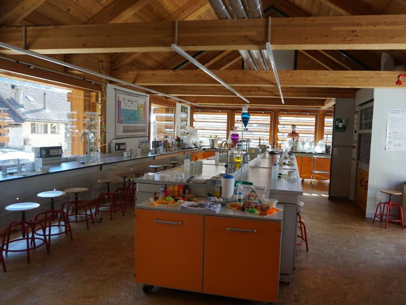 Image 3 - Institut alpin pour les sciences de la vie