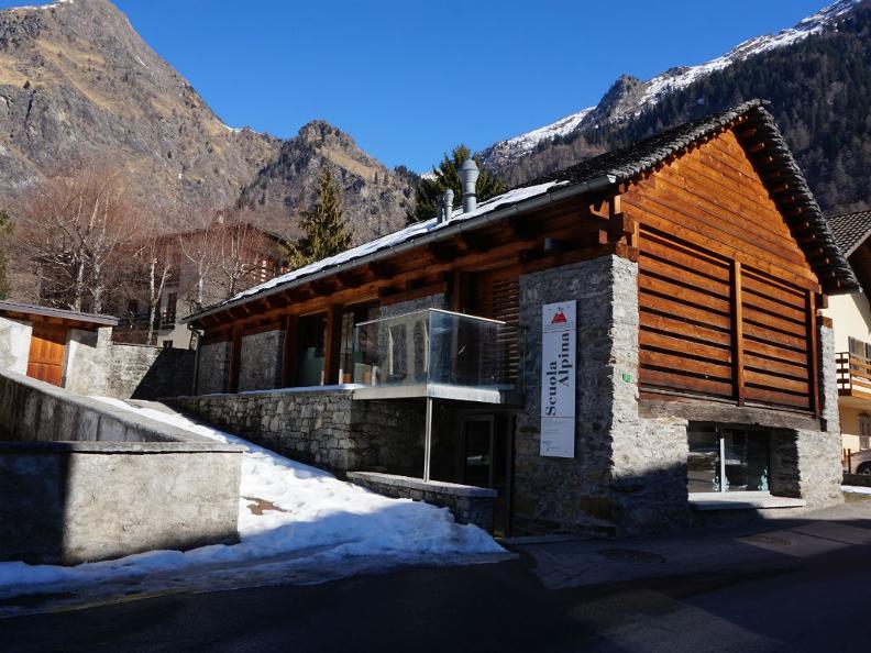 Image 0 - Institut alpin pour les sciences de la vie