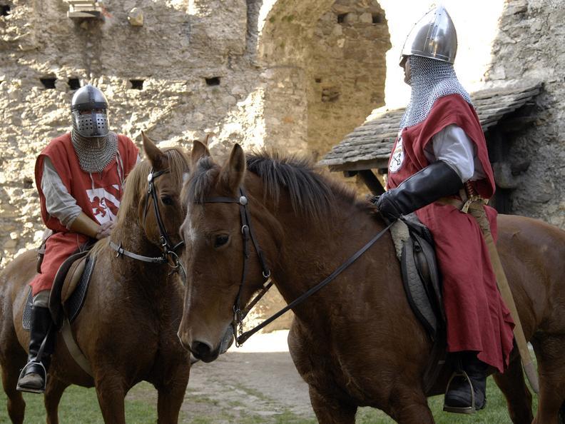 Image 0 - La Spada nella Rocca, Bellinzona (Medieval performance)