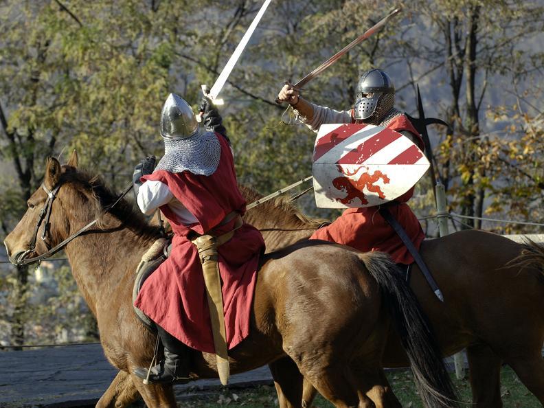Image 1 - La Spada nella Rocca, Bellinzona (Medieval performance)