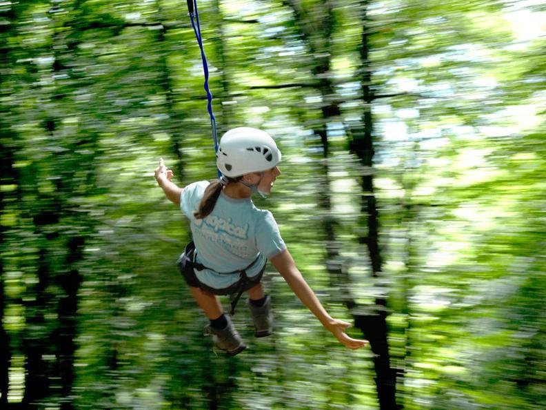 Image 0 - Adventure park Monte Tamaro