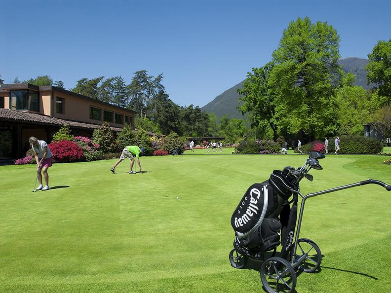 Image 4 - Golf in Ticino