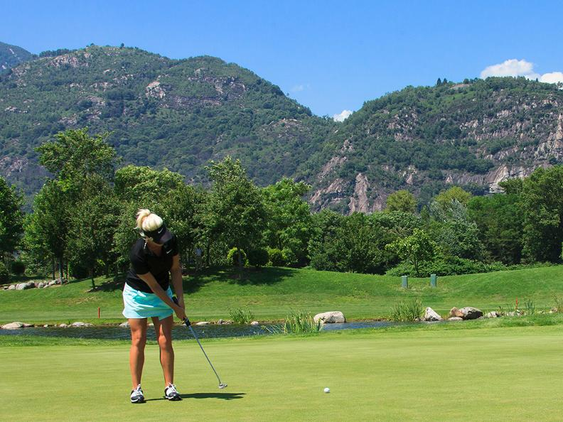 Image 7 - Golf in Ticino