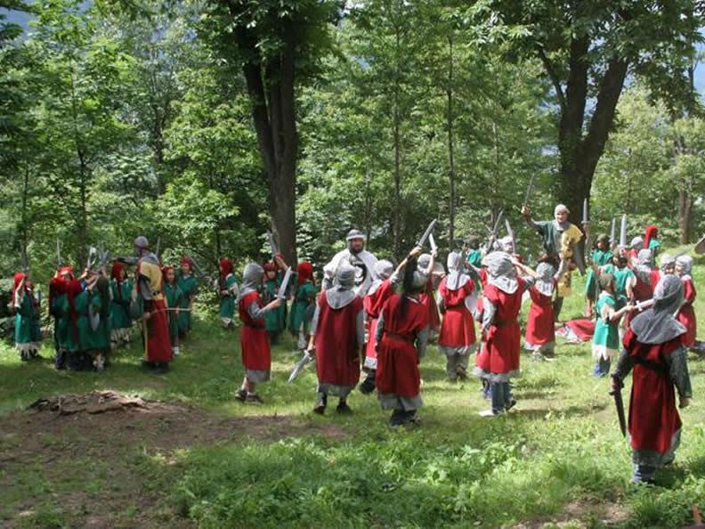 Image 0 - Evento medievale nei castelli UNESCO