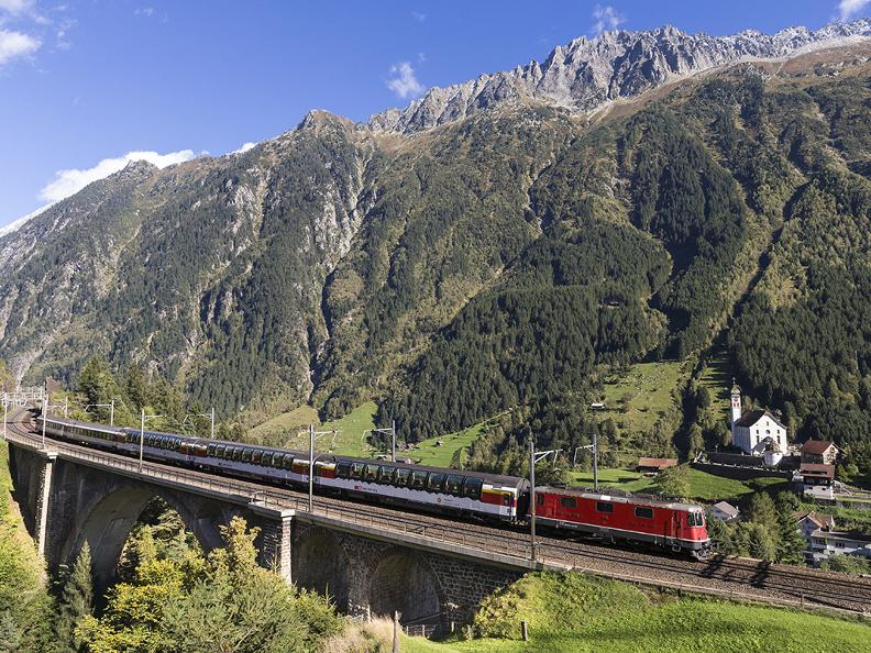 Image 1 - Gotthard Panorama Express