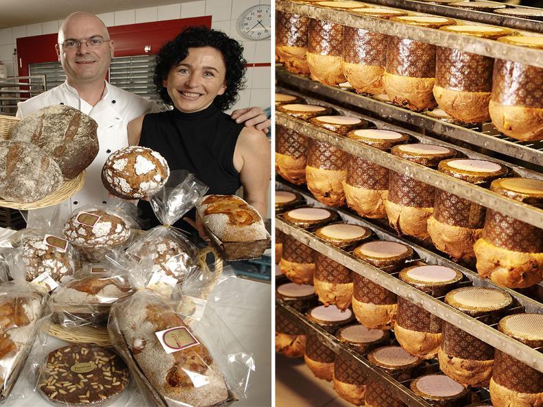 Image 1 - Bäckerei und Konditorei Poncini: die Geheimnisse des Panettone