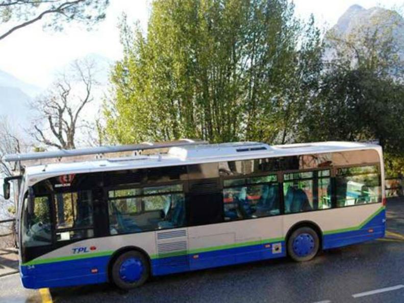 Image 2 - Public transportations in Lugano