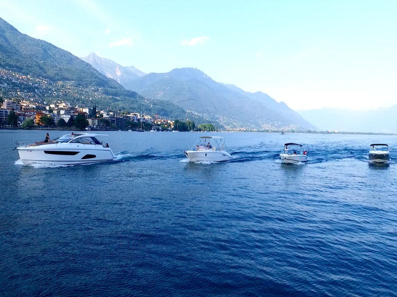 Image 1 - Rent a Yacht on the Lake Maggiore