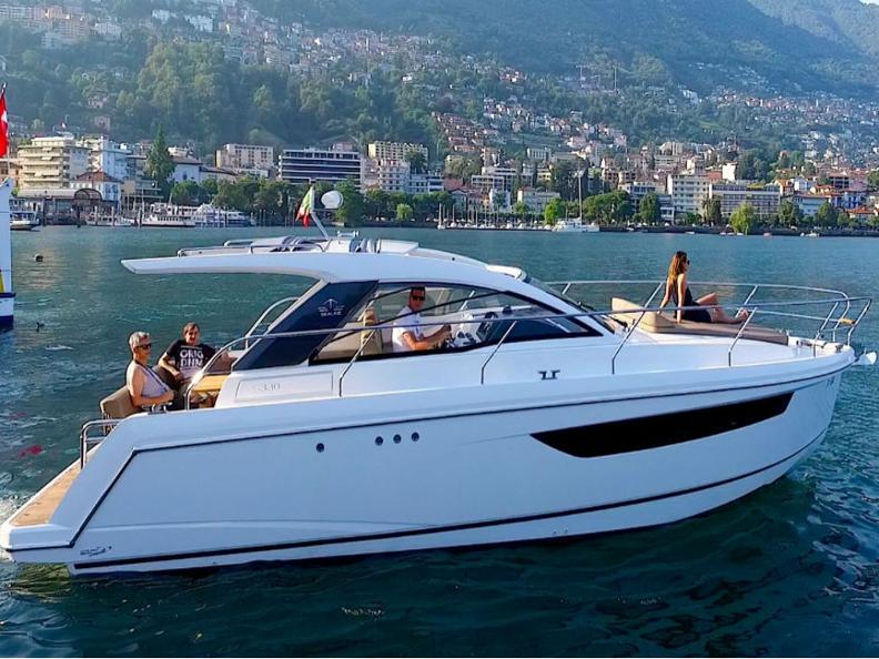 Image 0 - Rent a Yacht on the Lake Maggiore