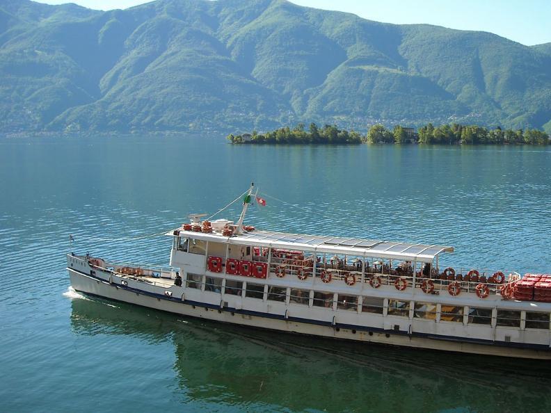 Image 3 - Navigazione Lago Maggiore NLM