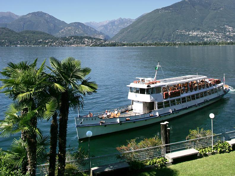 Image 0 - Navigazione Lago Maggiore NLM