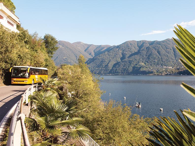 Image 1 - Palm Express: St.Moritz - Lugano