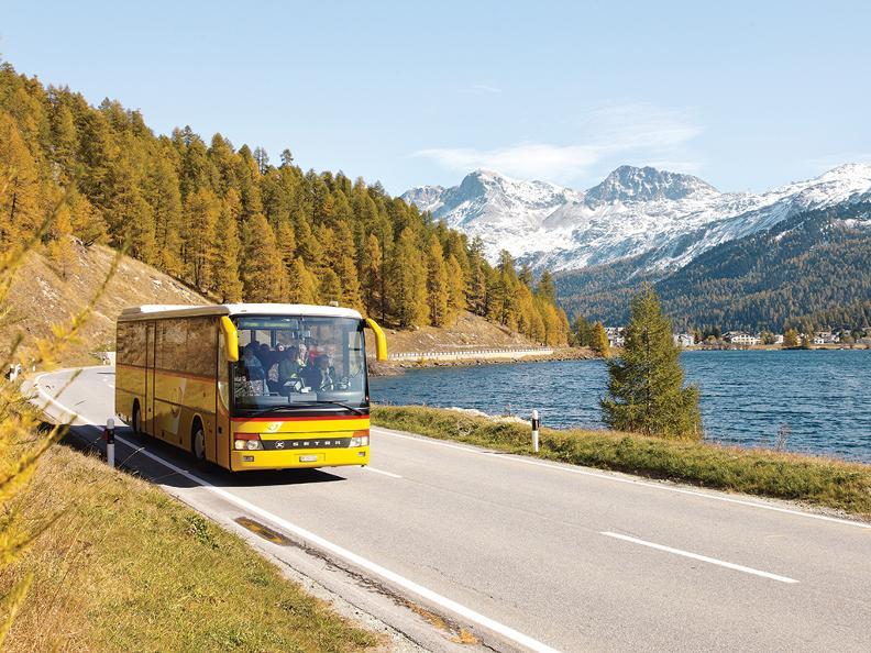 Image 4 - Palm Express: St.Moritz - Lugano