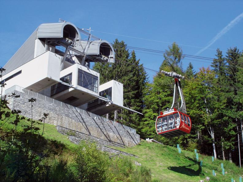 Image 1 - Cable car and chair lift Orselina - Cardada - Cimetta