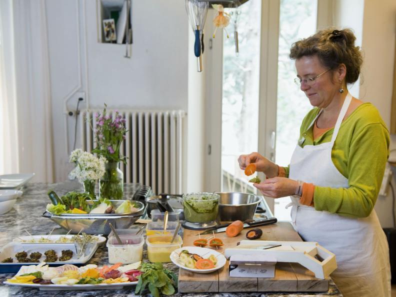 Image 1 - In der Küche mit Meret Bissegger