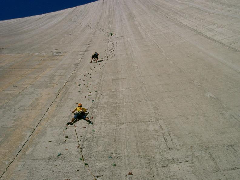 Image 5 - Sport climbing - Luzzone Dam