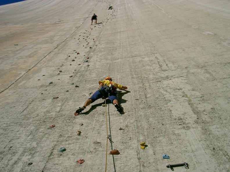 Image 3 - Sport climbing - Luzzone Dam
