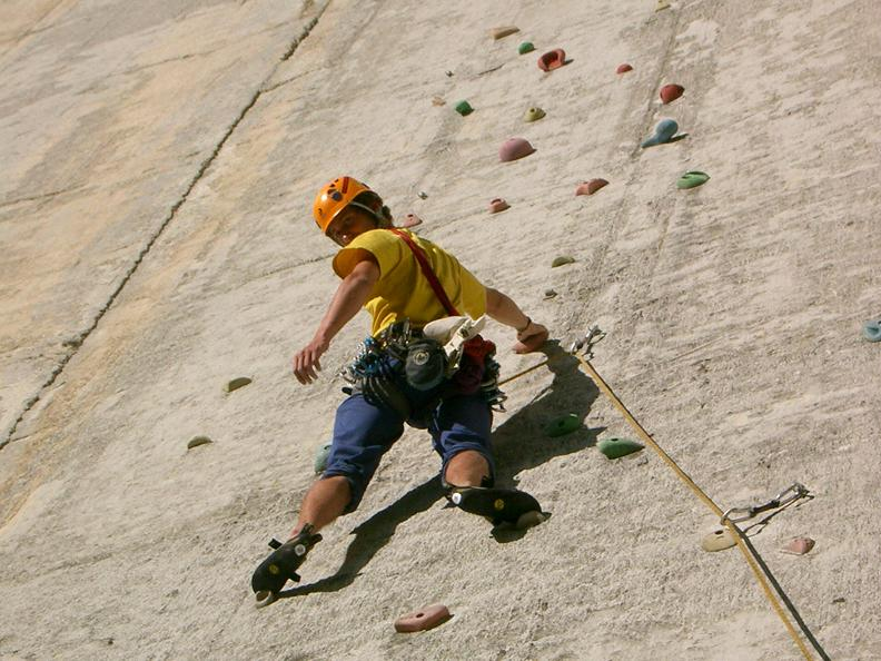 Image 1 - Sport climbing - Luzzone Dam